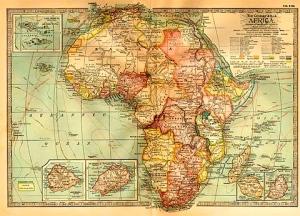 Century Atlas, Africa
